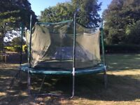 Trampoline 14ft with Safety Net