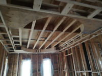 Residential Framing carpenter