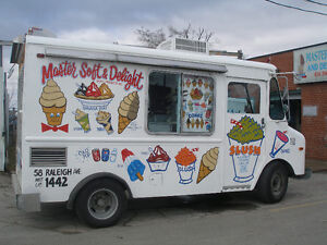 ICE CREAM TRUCK FOR YOUR EVENTS OR PARTIES