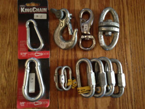 Various Chain Accessories: