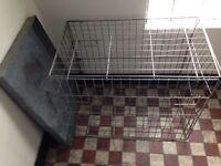Cage à chien 30po x 22po x 36po