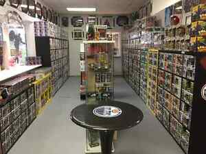 Alberta's Best Sports Card & Collectible Store Is NOW OPEN