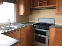 BEAUTIFUL CARAVAN FOR SALE NORTHEAST COAST - NO FEES TILL 2019 - SEA FRONT PARK