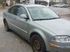 2005 Volkswagen Passat Sedan