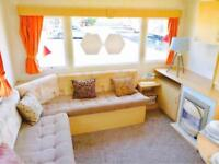 cheap static caravan for sale, sited in Essex , family fun park