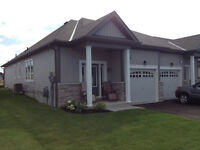 **COBOURG – NEW 2 BEDROOM BUNGALOW SEMI!!**