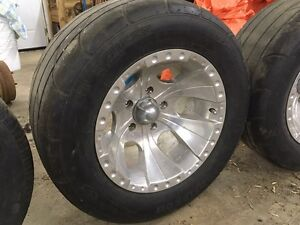 """16"""" Rims and Tires Strathcona County Edmonton Area image 2"""