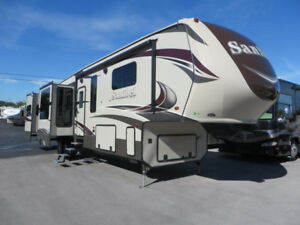 Sanibel 3801  Luxury 5th Wheel - Like New
