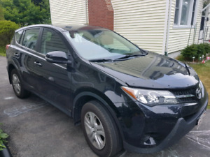 2014 Rav4 AWD New brakes + Tires