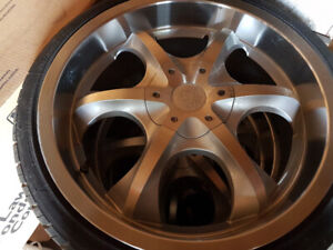 Rim's and tires