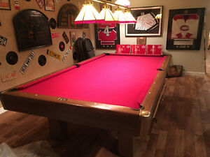 Pool Table/ Mint Condition