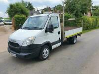 2014 Iveco Daily Dropside pickup twin wheel Dropside Diesel Semi Automatic