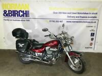 HYOSUNG GV 250 AQUILA, 2008, 12 months M.O.T, delivery, cruiser
