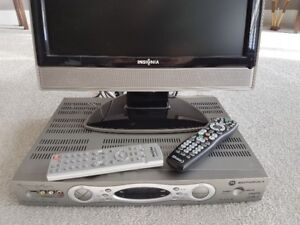 TV with PVR