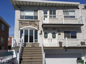 5 1/2 (1200sqft) Duplex for rent on the first floor in lasalle