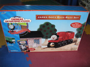 Thomas & Friends Wooden Train Sets lot of 5