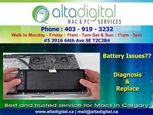 MacBook Pro, iMac, MacBook Air In shop Repair - 403-919-3232