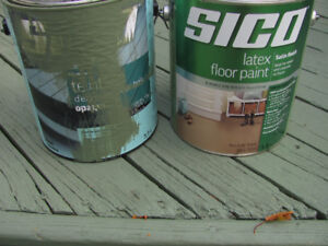 Sico Latex Floor Paint $15.00
