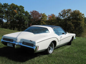 1972 Boat tail Riviera.