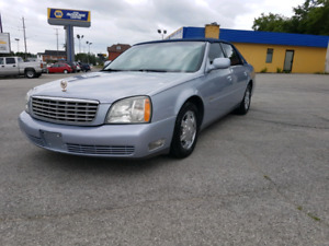 """2005 CADILLAC DEVILLE  Safety and E-Tested """"""""ONLY 67000KM"""""""""""