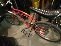 Lowrider Cruiser Antique banana bike for sale.