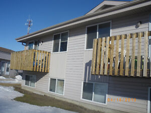 YORKTON - Rental units (4-plex) available immediately
