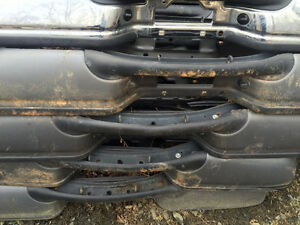1999 Ford F-250 Rear Bumpers
