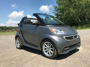 2015 Smart Fortwo Passion cabriolet Coupé (2 portes)