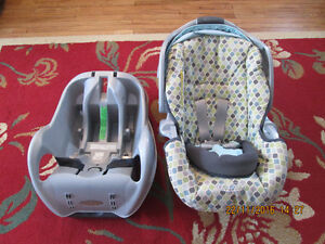 Graco Stroller and car seat London Ontario image 2
