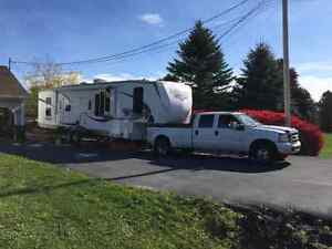 2012 sandpiper fifth wheel bunkhouse