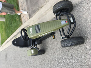 Jeep Revolution BFR Pedal Go-Kart
