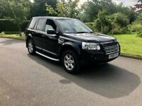 2009 Land Rover Freelander 2.2 Td4 GS 5dr Auto with privacy glass side steps ...