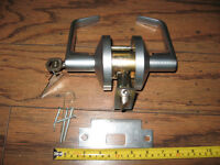 NEW SCHLAGE COMMERCIAL INDUSTRIAL ENTRANCE HANDLE SET