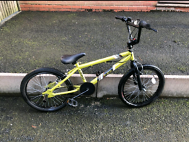 Indy Catapult BMX bike 9 years old