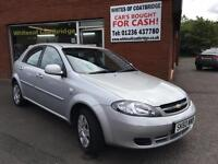 CHEVROLET LACETTI 1.4 SE- COMFORTABLE & RELIABLE