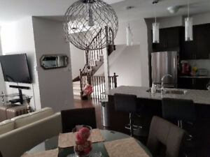 ALL INCLUSIVE Room for Rent - NEW Milton Contemporary Townhouse
