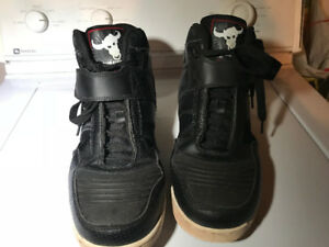 High top Motorcycle riding shoes