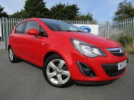 2012 Vauxhall Corsa 1.3 CDTi Turbo Diesel ecoFLEX SXi 5dr Turbo Diesel 5 door...