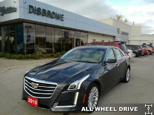 2015 Cadillac CTS Performance  LOADED! Performance Model, Trade-
