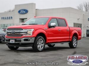 2018 Ford F-150 Lariat 4WD SUPERCREW 5.5' BOX