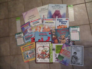 NEW EDUCATIONAL READING, STORYBOOK & STICKER SET
