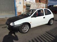 Vauxhall corsa 2.0 8v 130bhp mot'd subtle modifications swap/part ex ??