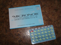 Pilules contraceptives MICRONOR