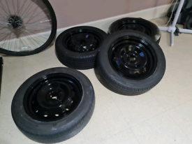 Spare Wheels and Tyres Refurbished