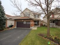 Beautiful 4 bedroom with premium lot in Orleans
