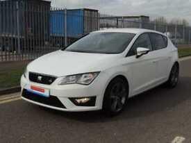 2013 63 REG Seat Leon 2.0TDI CR ( 150ps ) ( s/s ) FR