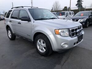 2008 Ford Escape V6 XLT 4X4