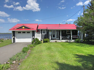 Gorgeous WATERFRONT property on the Cocagne Bay