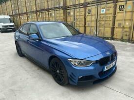 image for BMW 335d M Sport 4dr Step Auto FSH 1YR Warranty