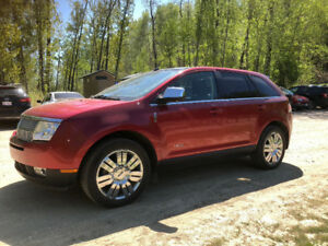 2008 Lincoln MKX mint condition price reduced